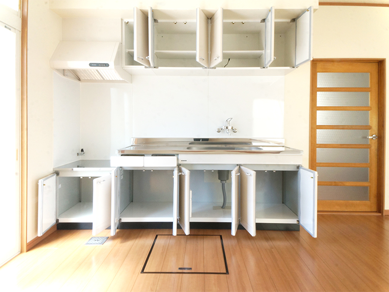 収納スペースが多く、便利